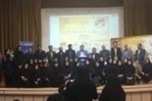 تجلیل از 347 دانش آموز دختر برترالبرزی در جشنواره فرهنگی و هنری کشور