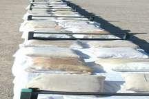594 کیلوگرم انواع مواد مخدر در ایرانشهر کشف شد