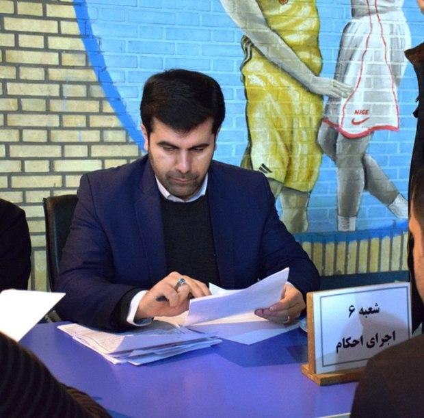 21 حکم قصاص اعدام در البرز منجر به رضایت شکات شد