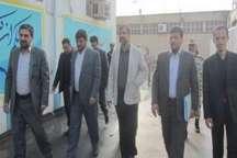 بازدید هیات اعزامی دادستانی کل کشور از زندانهای خوزستان