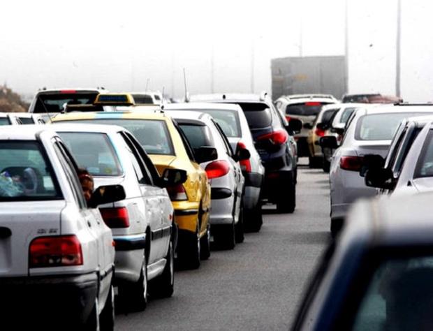 تردد در جاده اهواز - شوشتر بیش از ظرفیت تعیین شده است