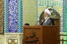 امام جمعه یزد: ملت ایران، تسلیم بدعهدی آمریکا نمی شود