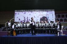 جشن بزرگ 'زنان سرزمین من' در قزوین برگزار شد