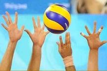 والیبالیست هرمزگان در اردوی تیم ملی نوجوانان حضور یافت