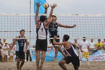 ایران میزبان سه دوره تور جهانی والیبال ساحلی شد