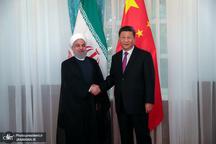 روحانی: روابط با چین همواره برای ایران راهبردی بوده و خواهد بود/ رئیس جمهور چین: پکن روابط با ایران را در مسیر راهبردی پیش خواهد برد