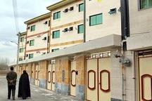 افتتاح واحدهای مسکن محرومان در فومن و صومعه سرا