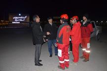 مانور ساعت صفر در خرم آباد برگزار شد