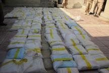 بیش از 2 تن مواد مخدر در مرزهای سراوان کشف شد