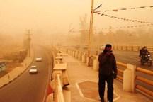 هوای دهلران و آبدانان در وضعیت هشدار است