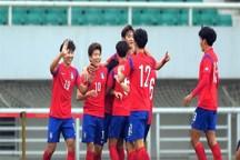 قهرمانی کره جنوبی در فوتبال بازی های آسیایی