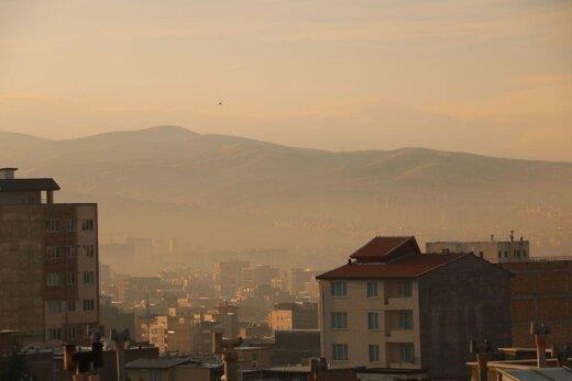 آیا هوای ارومیه سالم است ؟   عکس