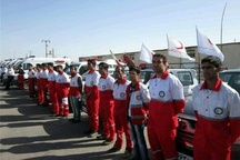 طرح ویژه امداد تابستانه هلال احمر البرز، اجرا می شود