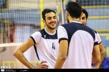 ورزشکار کرمانشاهی در لیگ ملت های والیبال حضور می یابد