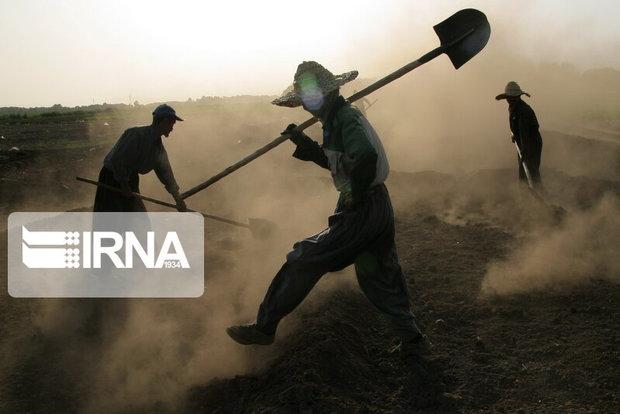 تشدید فرسایش خاک کشاورزی مازندران با تغییرات اقلیمی