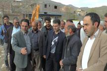 56 میلیارد ریال برای بازسازی روستای چنار هزینه شد