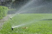2 میلیون مترمکعب آب در فضای سبز شهر ارومیه صرفه جویی شد