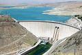 کاهش 6 درصدی آب ذخیره شده در سد زاینده رود نسبت به مدت مشابه سال گذشته