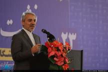 نوبخت: در اقتصاد جمهوری اسلامی ایران در جایگاه هجدهم جهان قرار دارد/  صادرات نفتی ما به شکل قابل چشمگیری افزایش پیدا کرده است/  در شرایطی که کشور نیاز به آرامش دارد بیجهت اوضاع را تشویش نکنیم