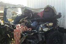 برخورد قطار تهران- مشهد با کامیونت قربانی گرفت