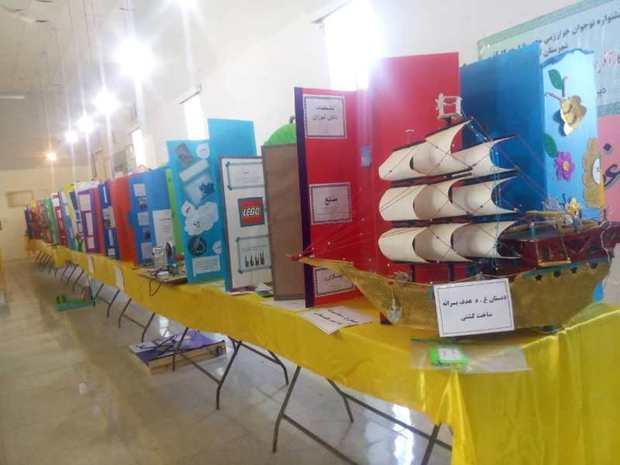 16هزار دانش آموز آبادانی در جشنواره جابربن حیان شرکت کردند