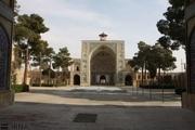 مسجد امام سمنان شاهکار هنر ایرانی اسلامی