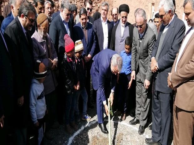 ساخت 10 هزار واحد مسکن روستایی در خراسان جنوبی آغاز شد