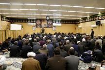 برگزاری آیین سالروز شهادت امام رضا (ع) در یزد