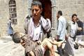 ائتلاف عربستان با بمبهای ساخت آمریکا جان غیرنظامیان در یمن را میگیرد