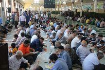 ۲۲ هزار نفر در مساجد سبزوار اطعام شدند