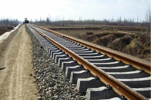 پیشرفت فیزیکی راه آهن مراغه - ارومیه به بیش از 95 درصد رسید