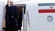 روحانی وارد مسکو شد/ مذاکرات در عالی ترین سطح و امضای 15 سند