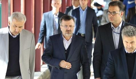 داورزنی: با کشور عراق تبادل دانش و مربی خواهیم داشت