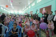 ۲هزار و ۳۰۰ کلاس اولی در گچساران راهی مدرسه شدند