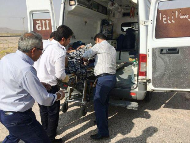 اورژانس همدان به یکهزار و 468 مصدوم امداد رسانی کرد