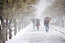 هوای آذربایجان شرقی برفی می شود