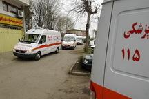 ماموریت های مربوط به تصادف اورژانس آذربایجان غربی 13 درصد کاهش یافت