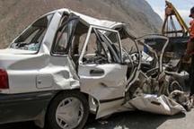 2 کشته و 2 مصدوم در واژگونی یک دستگاه خودروی پراید در ساری