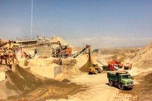 2 واحد تولید بتن و سنگدانه در دهلران تعطیل شد