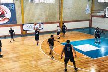 مربی تیم بسکتبال آویژه صنعت: آماده رویارویی با هر حریفی هستیم
