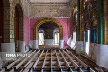 مرمت کاخ موزه سردار ماکو شهریور ماه به اتمام میرسد