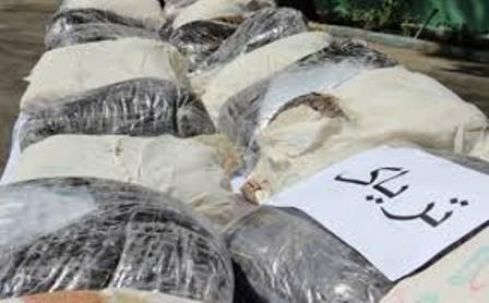 کشف 60 کیلوگرم تریاک در عملیات مشترک پلیس چهارمحال وبختیاری و اصفهان