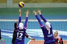تیم والیبال کهگیلویه و بویراحمد به رقابت های کشوری اعزام شد