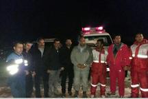 سه گردشگر در منطقه کوهستانی ورین  دماوند نجات یافتند