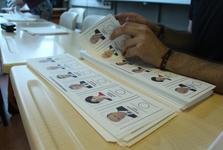تصاویر/ آغاز انتخابات سراسری ترکیه