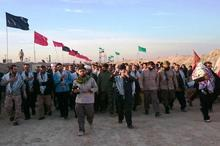 هشت هزار نفر از خراسان رضوی راهی مناطق سابق عملیاتی دفاع مقدس شدند