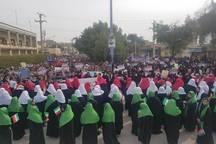 امام جمعه اندیمشک:انقلاب اسلامی ایران با اقتدار پیش می رود