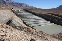 سه طرح آبخیزداری در درب گنبد کوهدشت افتتاح شد