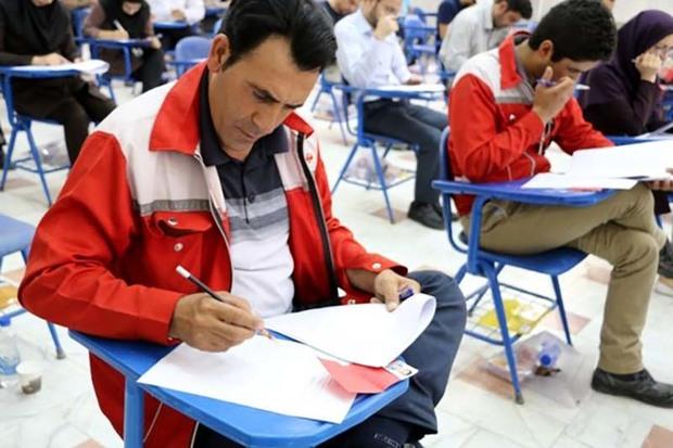 المپیاد ایمنی کار در قزوین برگزار شد