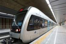 نرخ خدمات قطارشهری در مشهد افزایش یافت